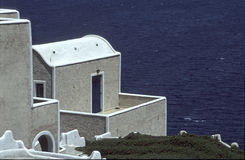 balkonowy morze Obraz Stock