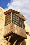 balkonowy śródziemnomorski styl Obraz Stock