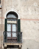 Balkonowy Venice Obraz Royalty Free