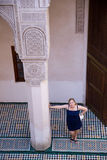 Balkonowy wiev Obrazy Royalty Free