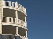 Balkons royalty-vrije stock afbeeldingen