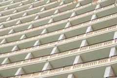 Balkonu wzór Zdjęcia Stock