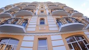 Balkony hotel zdjęcie royalty free