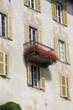 balkony włoscy Zdjęcia Stock