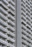 Balkony wieżowiec Fotografia Royalty Free