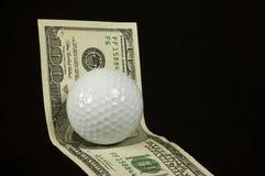 Ball on 100 Royalty Free Stock Photo