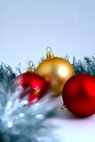 Ball. Merry christmas  ball  bauble  color Royalty Free Stock Photos