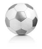 Ball. Isolated on white background Stock Photography