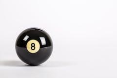 8 ball Zdjęcie Stock