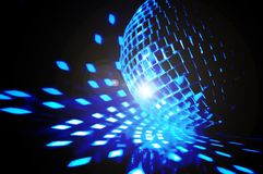 Ball. Disco ball background close up stock photos