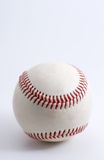 Ball. Baseball on white royalty free stock images