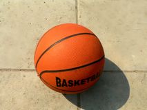 Ball. Basket ball royalty free stock photography