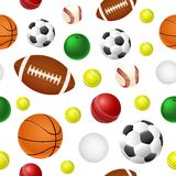 Ball background Stock Images