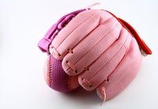 ball baseball glove 免版税库存图片