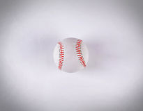 The ball in baseball. Royalty Free Stock Images