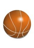 ball basket 免版税库存图片