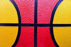 Ball of basketball Royalty Free Stock Photos