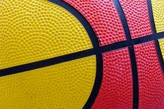 Ball of basketball Royalty Free Stock Photography