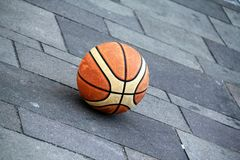 Ball Basketball Stock Image