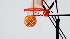 Ball basketball Royalty Free Stock Photo