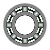 Ball bearing. For  design Stock Images