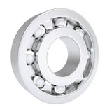 Ball bearing. Isolated render on a white background Royalty Free Stock Image