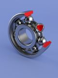 Ball bearing cut Stock Photo