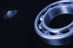 Ball-bearing evolution Stock Images