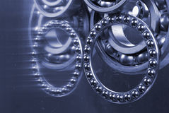 ball-bearing gears Royalty Free Stock Image