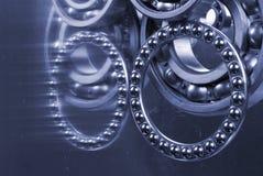 Ball-bearing gears Royalty Free Stock Image