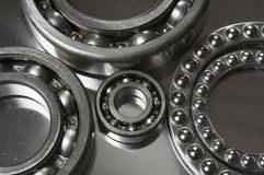 Ball-bearing ideas Royalty Free Stock Images