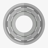 Ball bearing illustration Stock Photography