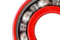 Ball bearing red Royalty Free Stock Photography