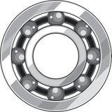 Ball bearing vector Royalty Free Stock Photo