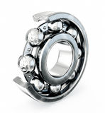 Ball bearing. On a white background Stock Image