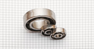 Ball bearings Stock Image