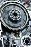 Ball bearings in a car gearbox Stock Photography