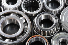 Ball-bearings Stock Image