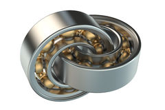 Ball bearings concept Royalty Free Stock Photography