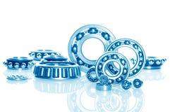Ball bearings - industrial design. Metall Ball bearings - industrial design stock photo