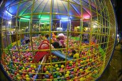 Ball cage Stock Photos