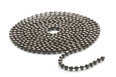 Ball chain Royalty Free Stock Photo