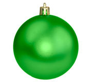 Ball for Christmas Royalty Free Stock Image