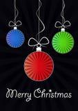 Ball christmas Stock Photo