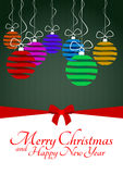 Ball christmas Royalty Free Stock Photography