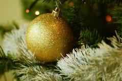 ball christmas Στοκ Φωτογραφίες