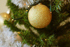 ball christmas Στοκ Φωτογραφία