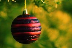 ball christmas Στοκ Εικόνα