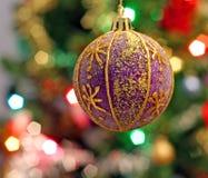 ball christmas Στοκ Εικόνες