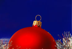 ball christmas Στοκ εικόνα με δικαίωμα ελεύθερης χρήσης